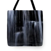 Rock Glen Water Falls Tote Bag