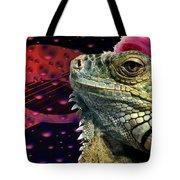 Rock Lizard Tote Bag