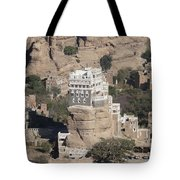 Rock Palace Tote Bag