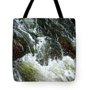 Rock Tumbler Tote Bag