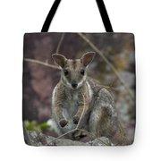 Rock Wallaby V2 Tote Bag