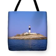Rockabill, Off Skerries, Co Dublin Tote Bag