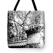 Rockefeller Garden Fence Tote Bag