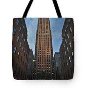 Rockefeller Tree Tote Bag