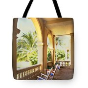 Rockers Tote Bag by Rich Franco