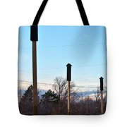 Rockets Arrows Or Bat Houses Tote Bag