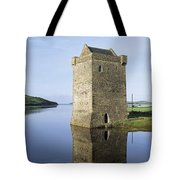 Rockfleet Castle On Clew Bay, County Tote Bag