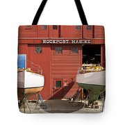 Rockport Marine Tote Bag