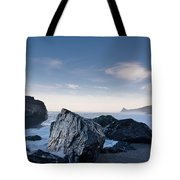 Rocks Of Dry Lagoon Tote Bag