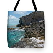 Rocky Barrier Island Tote Bag
