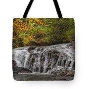 Rocky Cascade Tote Bag