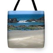 Rocky Coastline Tote Bag