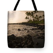 Rocky Coastline, Poipu, Kauai, Hawaii Tote Bag
