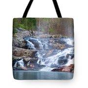 Rocky Falls Tote Bag
