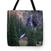 Rocky Mountain Hideaway Tote Bag