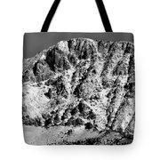 Rocky Mountain Ridges Tote Bag