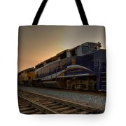 Rocky Mountaineer Halo Tote Bag