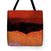 Rocky Mountains Tote Bag