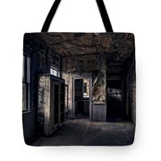 Roe - Graves House Kitchen Of Bannack Ghost Town - Montana Tote Bag