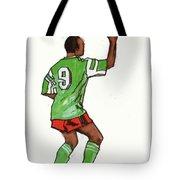 Roger Milla Tote Bag