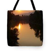 Rogue September Sunrise Tote Bag