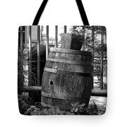 Roll Out The Barrel Tote Bag by Shelley Blair