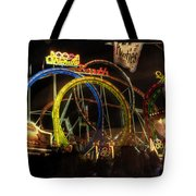 Rollercoaster At The Dom Tote Bag
