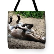 Rollin In The Dirt Tote Bag