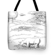 Rolling In Clover Tote Bag