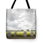 Rolls Of Cotton Tote Bag