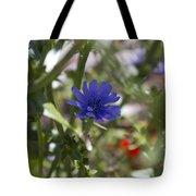 Romaine Lettuce Flower Tote Bag