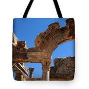 Roman Arch Ephesus Turkey Tote Bag