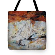 Roman Relicts Abstract 5 Tote Bag