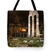 Roman Ruins 1 Tote Bag