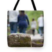 Roman Ruins In Chester Tote Bag