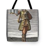 Roman Trumpet, 1723 Tote Bag