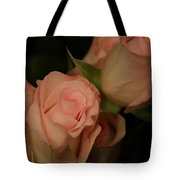 Romance In Pink Tote Bag