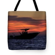 Romance On The Seas Tote Bag