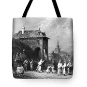 Romania: Wedding Tote Bag