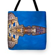 Romano Spaceship - Archifou 73 Tote Bag