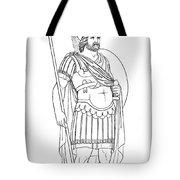 Rome: Army General Tote Bag