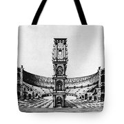 Rome: Colosseum, 1685 Tote Bag