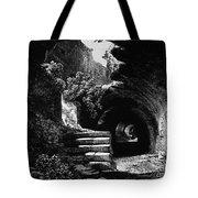 Rome: Colosseum, 1840 Tote Bag