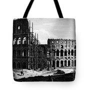 Rome: Colosseum, C1864 Tote Bag