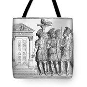 Rome: Praetorian Guards Tote Bag
