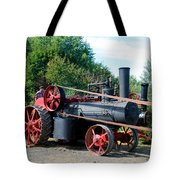 Romley Powering The Saw Tote Bag