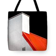 Roof And Chimney Tote Bag