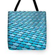 Roof Panels Tote Bag