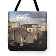 Roof Top View Tote Bag