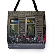 Room For Red Tote Bag